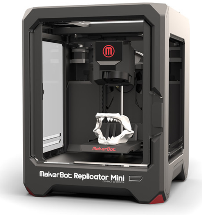 Hands-On Introduction to 3D Printing with MakerBot in the Classroom