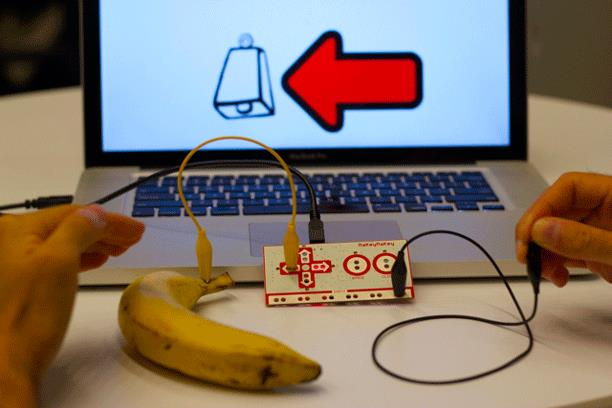 Makey Makey and Scratch Workshop by Plaz Tech Educational