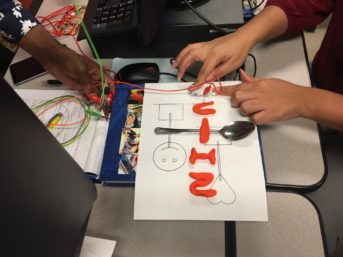 Three-Hour Crash Course Gets DeKalb, GA Technology Teachers Up and Running on Using Scratch and MaKey MaKey in the Classroom
